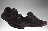 Тактические кроссовки / военная летняя обувь, армейская спецобувь ENIGMA (шоколад), фото 2