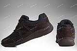 Тактические кроссовки / военная летняя обувь, армейская спецобувь ENIGMA (шоколад), фото 4