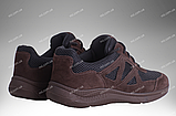 Тактические кроссовки / военная летняя обувь, армейская спецобувь ENIGMA (шоколад), фото 6