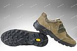 Тактические кроссовки на лето / треккинговая военная обувь, армейская спецобувь PEGASUS (хаки), фото 3