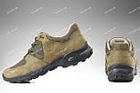 Тактические кроссовки на лето / треккинговая военная обувь, армейская спецобувь PEGASUS (хаки), фото 4
