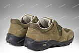 Тактические кроссовки на лето / треккинговая военная обувь, армейская спецобувь PEGASUS (хаки), фото 6