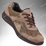 Военные летние кроссовки / тактическая обувь, армейская спецобувь GENESIS Vent (black), фото 6