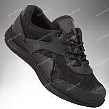 Военные летние кроссовки / тактическая обувь, армейская спецобувь GENESIS Vent (black), фото 7