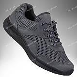 Военные летние кроссовки / тактическая обувь, армейская спецобувь GENESIS Vent (black), фото 9