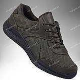 Военные летние кроссовки / тактическая обувь, армейская спецобувь GENESIS Vent (grey), фото 5