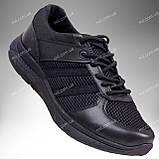 Летние облегченные кроссовки АХИЛЕС (черный), фото 3