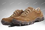 Военные кроссовки / летняя тактическая обувь FENIX (coyote), фото 5