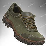 Военные кроссовки / летняя тактическая обувь FENIX (coyote), фото 7