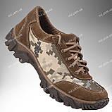 Военные кроссовки / летняя тактическая обувь FENIX (olive), фото 7