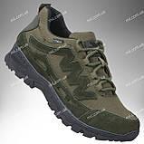 Тактические летние кроссовки / военная обувь Comanche Gen.II (black), фото 5