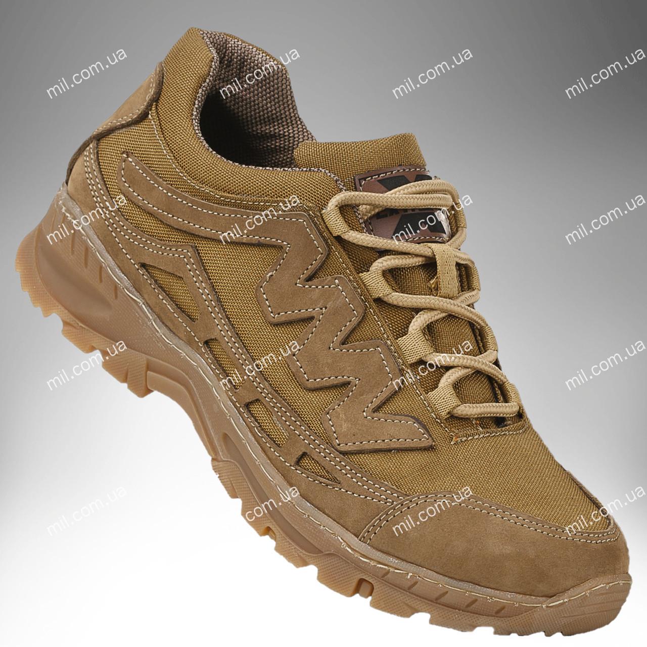 Тактические летние кроссовки / военная обувь Comanche Gen.II (coyote)