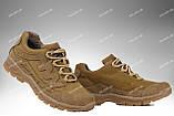 Тактические летние кроссовки / военная обувь Comanche Gen.II (coyote), фото 2