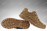 Тактические летние кроссовки / военная обувь Comanche Gen.II (coyote), фото 3