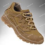 Тактические летние кроссовки / военная обувь Comanche Gen.II (olive), фото 6