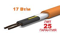 Теплые полы, двухжильный нагревательный кабель ratey 0,340
