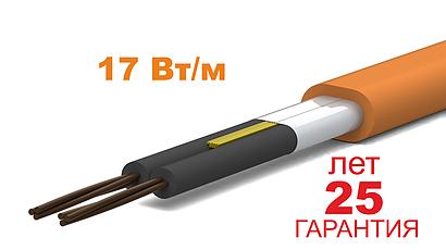 Теплые полы, двухжильный нагревательный кабель ratey 0,12