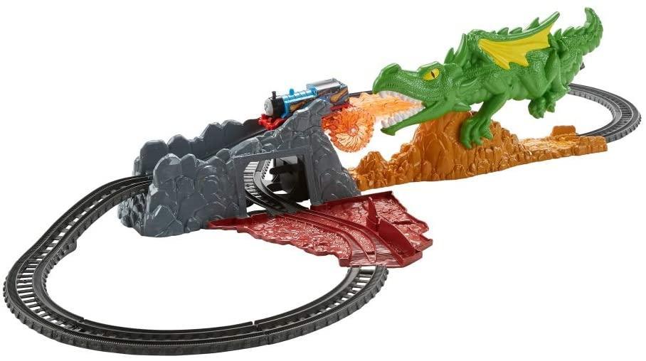 Железная дорога Томас и Друзья побег от дракона Fisher-Price Thomas & Friends
