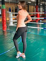 Спортивный костюм комплект женский  компрессионный  Under Armour Андер Армор (L,XL)