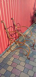 Скамейка садовая боковины кованые 2 шт.