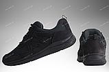 Тактические кроссовки / военная летняя обувь, армейская спецобувь ENIGMA (черный), фото 5