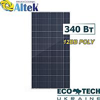 Солнечные панели Altek ALM-340P-72 12BB Poly