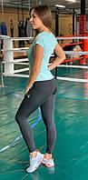 Спортивный костюм комплект женский компрессионный Under Armour Андер Армор (S,L,XL)