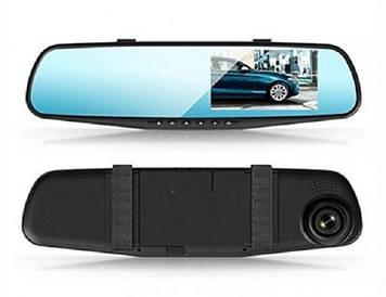 Дзеркало-відеореєстратор Vehicle Blackbox 138E з однією камерою (hub_qCeM41593)