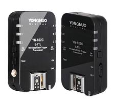 Радиосинхронизатор вспышек Yongnuo Yn-622 для Canon (2 шт) (YN-622C)