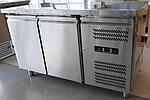 Холодильные столы из нержавеющей стали Hurakan