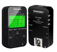 Радиосинхронизатор вспышек Yongnuo Yn-622N для Nikon (2 шт) (YN-622N KIT), фото 1