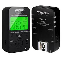 Радиосинхронизатор вспышек Yongnuo Yn-622N для Nikon (2 шт) (YN-622N KIT)