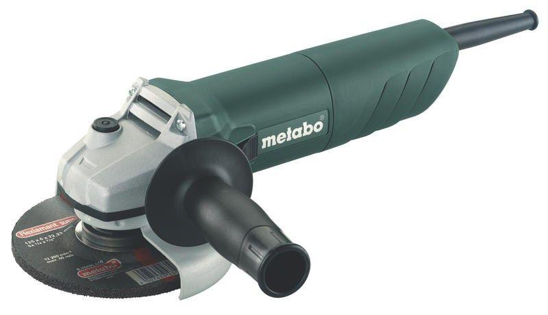Угловая шлифмашина Metabo W 820-125