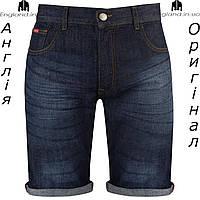 Бриджи джинсовые мужские Lee Cooper из Англии