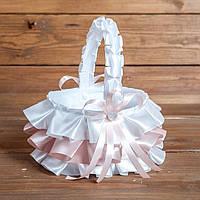 Свадебная корзинка для лепестков (арт. BP-014)