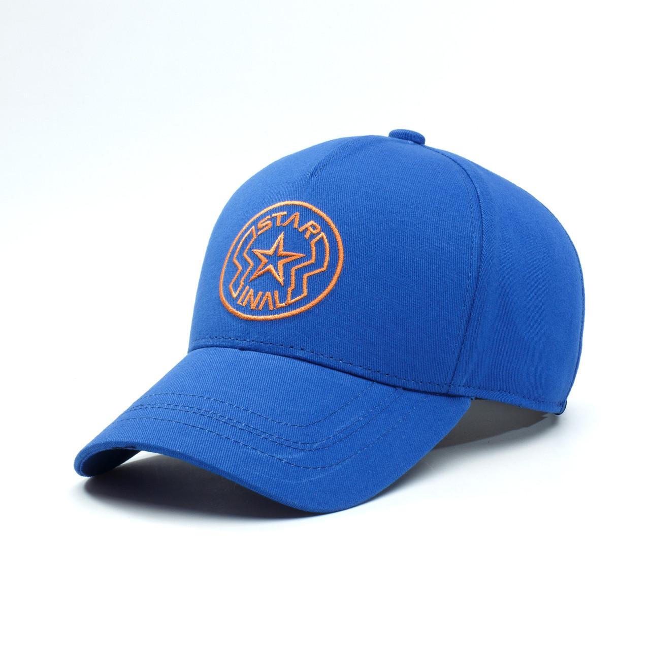 Детская кепка бейсболка INAL star XS / 51-52 RU Синий 238351