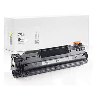 Сумісний Картридж HP 79A (CF279A), чорний, 1.000 копій, аналог від Gravitone (GTH-CRG-CF279A-BK)