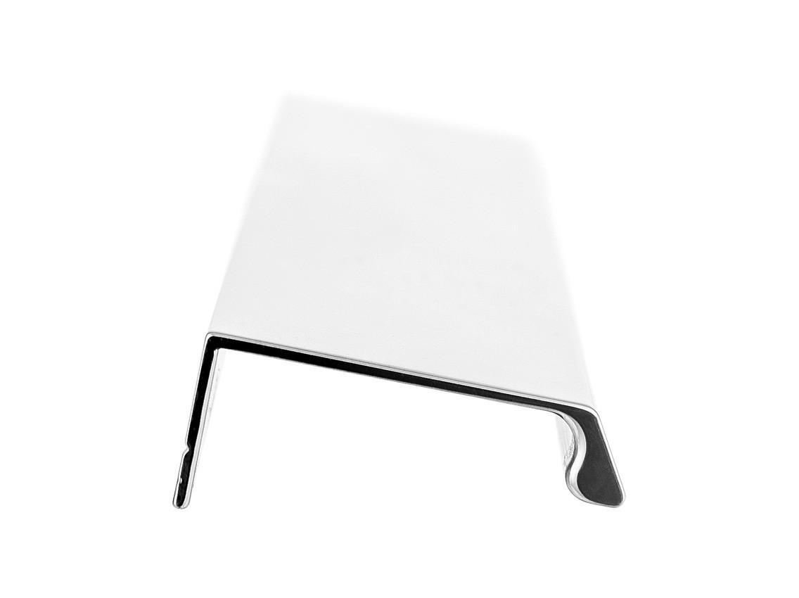 Ручка меблева профільна GAMET UA123-G4 Хром