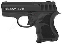 Пістолет стартовий Retay T205,Колір - black.
