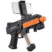 """Игрушечный автомат виртуальной реальности AR Game Gun до 5,5"""", от батареек ААА, IOS и Android"""