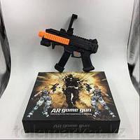 Игровой автомат AR Game Gun с bluetooth, IOS и Android, черный