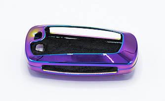 "Оригинальный алюминевый чехол футляр для ключей BMW ""STYLEBO YS0004""  цвет Хамелеон"