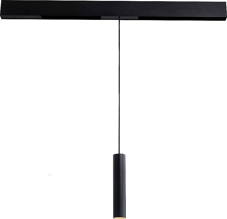 Светильник на магнитную шину 39мм 5W Pride Tube 7835 черный