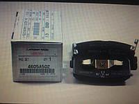Задние тормозные колодки MITSUBISHI OUTLANDER XL 2.4-3.0, WAGON-4 3.0 4605A487 4605A502