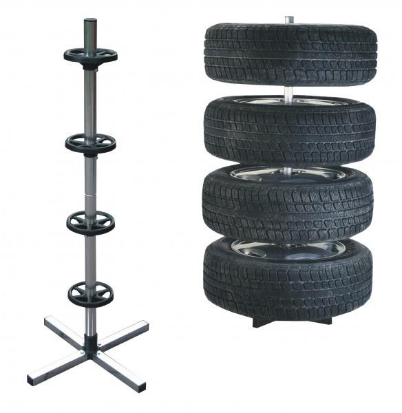 Стійка для зберігання шин з дисками, CarCommerce, Польща