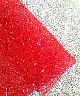 Стразовое полотно на силіконовій основі 24х20 мм, фото 1
