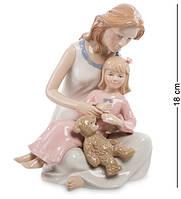 Статуэтка Pavone Мама с дочкой 18 см 1105754