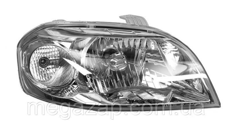 Фара передня правая Chevrolet Aveo T250, Vida. DEPO