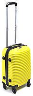 Об'ємний дорожній каркасний валізу з міцного пластику WINGS art. 1107-4, фото 1