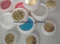 Гель 50г  Builder Gel Clear Прозрачный HD Hollywood